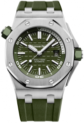 Audemars Piguet Royal Oak Offshore Diver 42 mm 15710ST.OO.A052CA.01