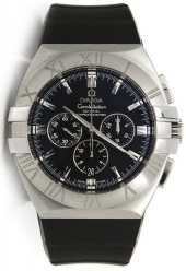 Omega Constellation Doble Eagle Chronograph