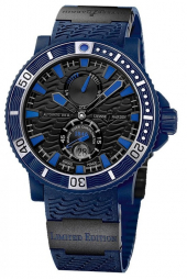 Ulysse Nardin Marine Diver Blue Sea Limited Edition 45.8 mm 263-97LE-3C
