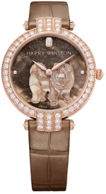 Harry Winston Premier Dog Automatic