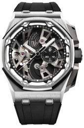 Audemars Piguet Royal Oak Offshore Tourbillon Chronograph 45 mm 26421ST.OO.A002CA.01