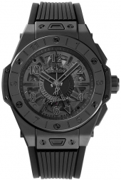 Hublot Big Bang GMT All Black Yohji Yamamoto 45 mm 471.CI.1114.RX.YOY20