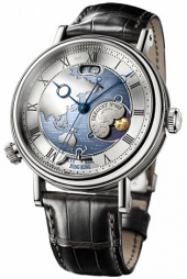 Breguet Hora Mundi 5717 44 mm 5717PT/AS/9ZU