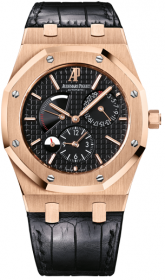 Audemars Piguet Royal Oak Dual Time Power Reserve 26120OR.OO.D002CR.01