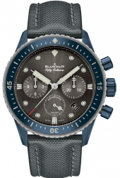 Blancpain Fifty Fathoms Bathyscaphe Chronographe Flyback Ocean Commitment