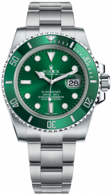 Rolex Submariner Date 40 mm 116610 Hulk