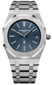 "Audemars Piguet Royal Oak ""Jumbo"" Extra-Thin 39 mm 15202ST.OO.1240ST.01"