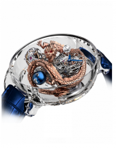 Jacob & Co Grand Complication Masterpieces Astronomia Dragon AT125.80.DR.SD.B