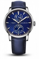 Arnold & Son Royal Collection Eight Day Navy