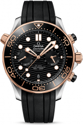 Omega Seamaster Diver 300M Co-Axial Master Chronometer Chronograph 44 mm 210.22.44.51.01.001