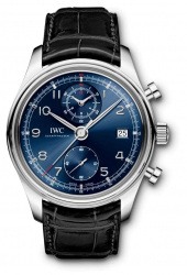 "IWC Portugieser Chronograph Classic Edition ""Laureus Sport For Good Foundation"" 42 mm IW390406"