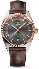 Omega Constellation Globemaster Omega Co-Axial Master Chronometer Annual Calendar 41 mm 130.23.41.22.06.001