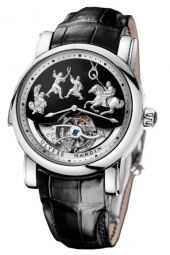 Ulysse Nardin Genghis Khan Tourbillon & Minute repeater