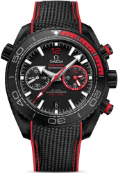 Omega Seamaster Planet Ocean 600m Co-Axial Master Chronometer Chronograph Volvo Ocean Race 45.5 mm 215.92.46.51.01.002
