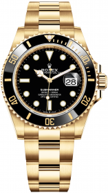 Rolex Submariner Date 41 mm 126618