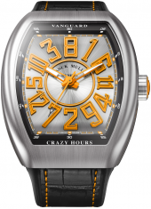Franck Muller Vanguard Crazy Hours V 45 CH BR (OR)