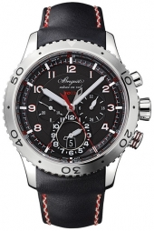 Breguet Type XXII GMT Flyback Chronograph