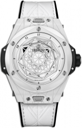 Hublot Big Bang Unico Sang Bleu Ceramic White 45 mm 415.HX.2027.VR.MXM19