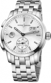 Ulysse Nardin Dual Time Manufacture 42 mm 3343-126-7/91