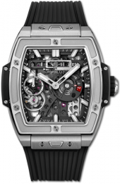 Hublot Spirit of Big Bang Meca-10 Titanium 45 mm 614.NX.1170.RX