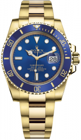 Rolex Submariner Date 40 mm 116618