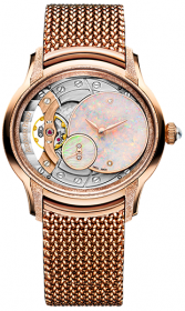 Audemars Piguet Millenary Frosted Gold Opal Dial 39.5 mm 77244OR.GG.1272OR.01