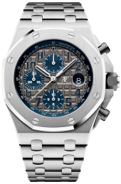 Audemars Piguet Royal Oak Offshore Chronograph QEII Cup 2018 42 mm 26474TI.OO.1000TI.01
