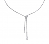 Колье Graff Classic Graff Double Strand Knot Necklace RGN 382