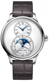 Jaquet Droz Grande Seconde Moon Silver