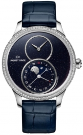 Jaquet Droz Grande Seconde Moon Aventurine