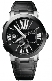 Ulysse Nardin Executive Dual Time 43 mm 243-00/42