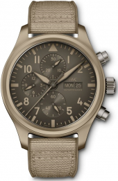 "IWC Pilot's Watch Chronograph Top Gun Edition ""Mojave Desert"" 44.5 mm IW389103"