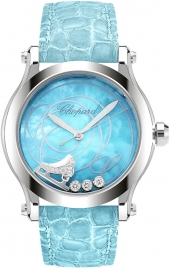 Chopard Happy Sport Quartz Tatiana Navka 36 mm 278598-3001