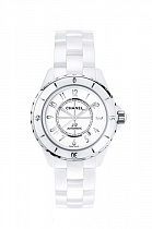 Chanel J12 Automatic White Ceramic
