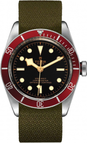 Tudor Heritage Black Bay 41 mm M79230R-0004