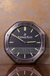 Настенные часы Audemars Piguet Royal Oak Anthracite Dial