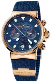 UN Marine Chronograph Blue Seal