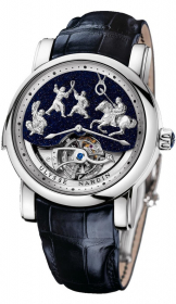Ulysse Nardin Classic Complications Genghis Khan Limited Edition 789-80