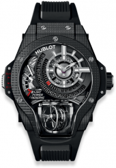 Hublot MP-09 Tourbillon Bi-Axis 3D Carbon 49 mm 909.QD.1120.RX