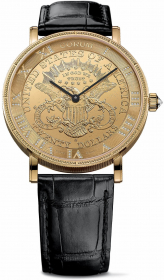 Corum Heritage Coin Watch 43 mm C082/03414