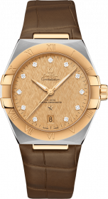 Omega Constellation Co-axial Master Chronometer 39 mm 131.23.39.20.58.001
