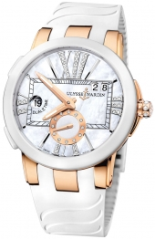 UN Dual Time Executive Lady Gold