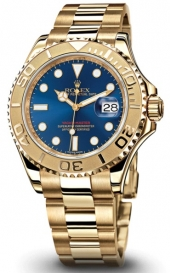 Rolex Yacht-Master 16628 Blue Dial