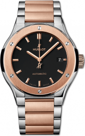 Hublot Classic Fusion Titanium King Gold Bracelet 45 mm 510.NO.1180.NO