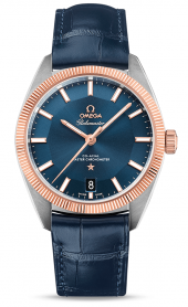 Omega Constellation Globemaster Co-Axial Master Chronometer 39 mm 130.23.39.21.03.001
