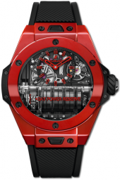 Hublot Big Bang MP-11 Power Reseve 14 Days Red Ceramic 45 mm 911.CF.0113.RX