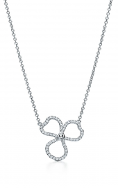 Подвеска Tiffany Paper Flowers Diamond Open Flower Pendant 61626441