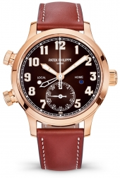 Patek Philippe Complications Travel Time 37.5 mm 7234R-001