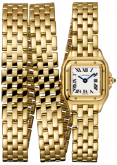 Cartier Panthere Mini Triple Bracelet