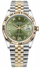 Rolex Datejust 36 mm 126233
